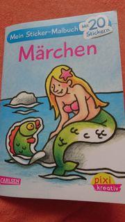 Pixi Kreativ Malbuch