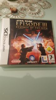 Nintendo DS Star Wars Episode