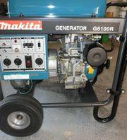 Makita MAKG6100R - 5800 WATT GENERATOR