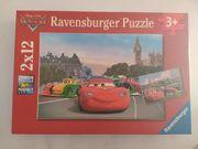 Ravensburger Disneys Cars Puzzle 2x12