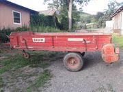Anhänger für Traktor Holzwagen Bruckwagen