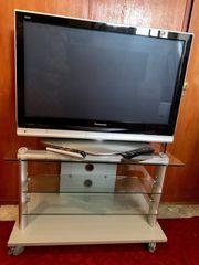 Panasonic TV mit HD Kabel-Receiver