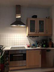 Kleine Küchenzeile in gutem Zustand