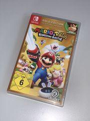 Nintendo Switch Spiel Mario Rabbids