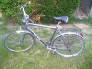 Aluminium Fahrrad, Herrenrad,