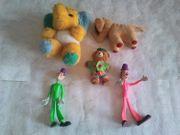Biete Puppen Sortiment