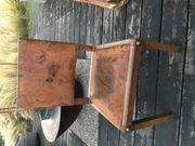 Schöner alter antiker Stuhl Einzelstück
