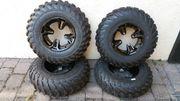 Reifen mit Felgen für Can
