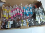 25 Tintenpatronen kompatiebel für CLI
