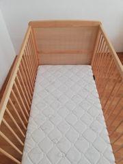 WIE NEU Baby- Kinderbett von