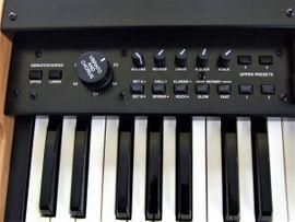 Tasteninstrumente - Viscount Orgel Keyboard Legend Solo