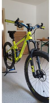 MTB Fully Bergamont Trailster 10