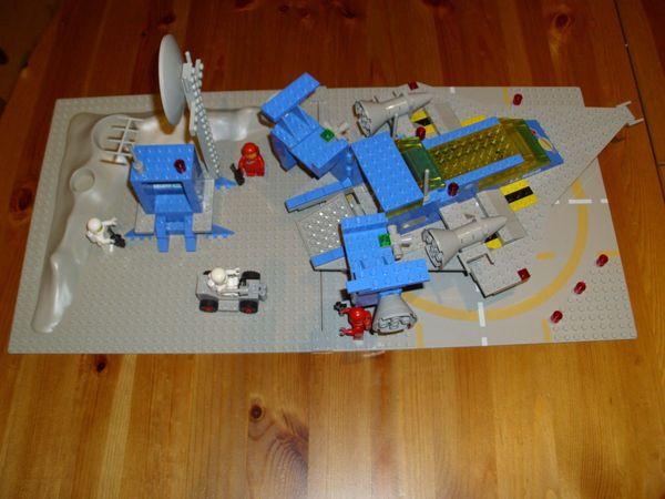Lego Space 928 Galaxy Explorer