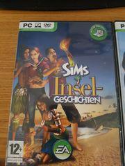 Die Sims Geschichten Bundle