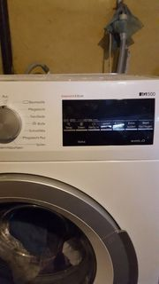 Siemens Waschmaschine IQ 500