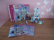 Lego Disney 41062 Eispalast komplett