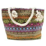Klassische Tasche mit Kordel - Motiv