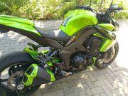 Kawasaki Z1000 139 PS