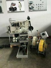 Satelittenkamera IBAK Lisy als Fahrzeugenbau