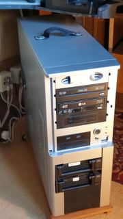 Big Game Tower Computer