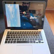 Macbook Pro 13-Zoll mid 2012