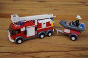 LEGO City 7239 - Feuerwehr mit