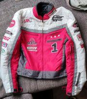 Motorrad Jacke Textil Fastlane NEU