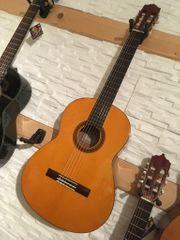 Konzertgitarre Yamaha CG-101 K - neuwertig