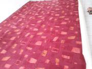 Teppich rot 400 x 340