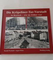 Buch Die Kröpeliner-Tor-Vorstadt in Rostock