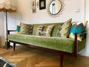 Mid-Century Vintage Retro Sofa Couch
