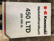Kawasaki LTD450 Werkstatthandbuch