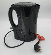 Wasserkocher in schwarz zu verkaufen