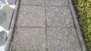 Waschbetonplatten Gehwegplatten 50 x 50