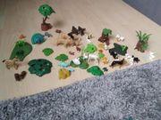 Playmobil Tiere und Pflanzen