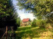 Grundstücksteil mit Häuschen
