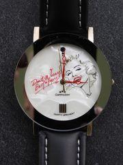 Marilyn Monroe Armbanduhr mit Aufdruck
