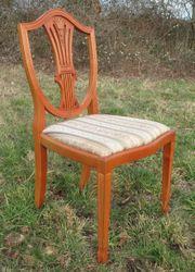 Stuhl - Polsterstuhl gebraucht