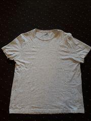 T-Shirt beige mit schwarzen Punten