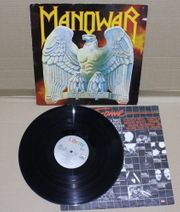 Schallplatte MANOWAR Battle Hymns LP