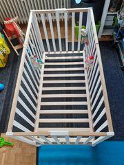 Klappbett Kinderbett 120x60 cm von