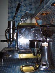 Faema Urania Siebträger Handhebelmaschine