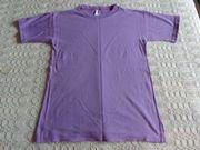 Shirt T-Shirt Gr 152 lila