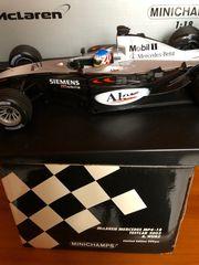 Testcar 2003 Alexander Wurz