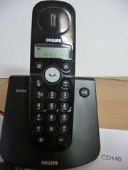 Philips schnurlos Telefon CD 140