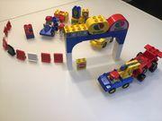 Lego Duplo Formel 1 Rennwagen