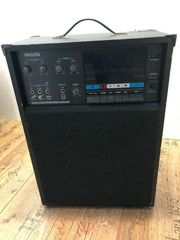 PHILIPSD6550 Cassette Recorder Amplifier