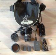 Canon 400 D Obj 18-55