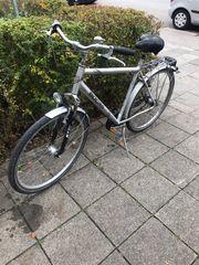Herren Fahrrad 28 Zoll Aluminium