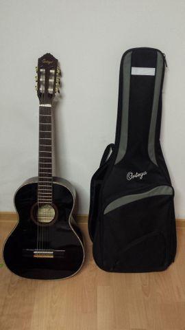 Gitarren/-zubehör - Konzertgitarre Ortega R221 3 4